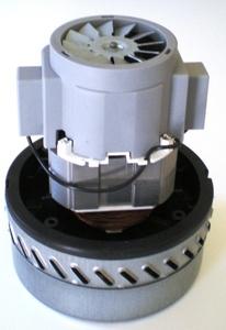 ДВИГАТЕЛ ЗА ПРАХОСМУКАЧКА ПЕРЯЩ - Двигателзапрофесионална перяща прахосмукачка AMETEK1000W с дветурбини ; Височина: 145mm; Мощност: 1000W